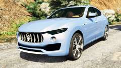 Maserati Levante 2017 [add-on]