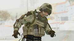 CoD AW US Marine Assault v4 Head D para GTA San Andreas
