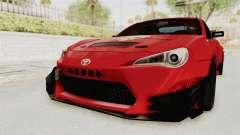 Toyota GT86 Drift Edition para GTA San Andreas