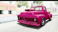 GTA 5 Vapid Slamvan Custom IVF para GTA San Andreas