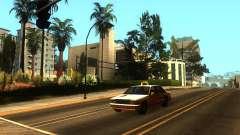 Realista ENB por meio do PC V. 1 para GTA San Andreas