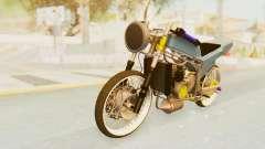 Kawasaki Ninja 150S Thailock para GTA San Andreas