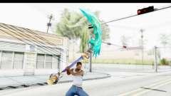 Orochi Weapon para GTA San Andreas