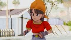 Dragon Ball Xenoverse Pan SJ para GTA San Andreas