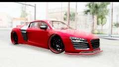 Audi R8 5.2 V10 Plus LB Walk