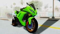 Kawasaki Ninja 250 Abs Streetrace
