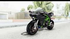 Kawasaki Ninja H2R Black