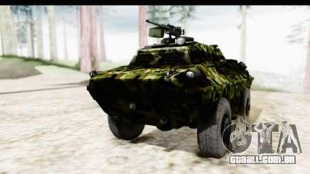 BOV 86M Camo para GTA San Andreas