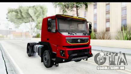 Volvo FMX Euro 5 v2.0 para GTA San Andreas