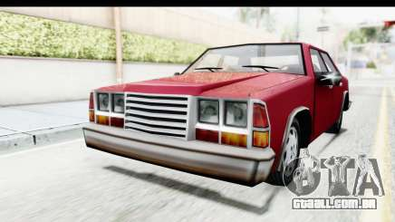 Ford Fairmont from Bully para GTA San Andreas
