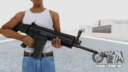 SCAR-L para GTA San Andreas