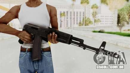 AK-74M v2 para GTA San Andreas