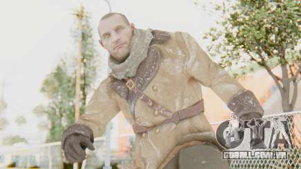 COD BO Lev Kravchenko Winter para GTA San Andreas