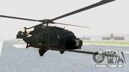 MGSV Phantom Pain UTH-66 Blackfoot para GTA San Andreas