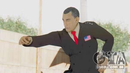 Barack Obama Skin para GTA San Andreas