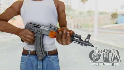 AK-47U v1 para GTA San Andreas