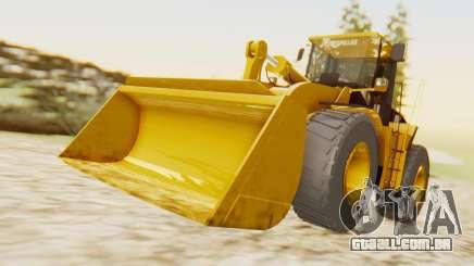Caterpillar 966 GII para GTA San Andreas