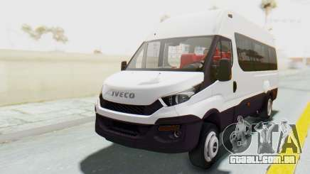 Iveco Daily Minibus 2015 para GTA San Andreas