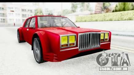 Greenwood Racing para GTA San Andreas