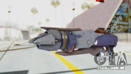 Pharah Mechaqueen Rocket para GTA San Andreas