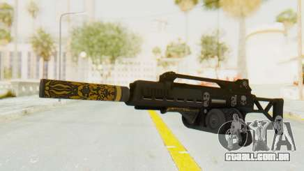 GTA 5 DLC Finance and Felony - Special Carbine para GTA San Andreas