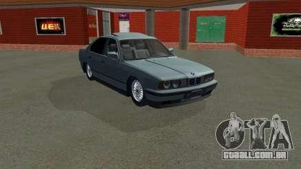 BMW 535i Gang para GTA San Andreas