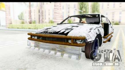 Chevrolet Caprice 2012 End Of The World para GTA San Andreas