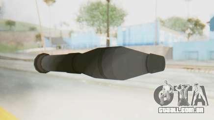 Missile from TF2 para GTA San Andreas