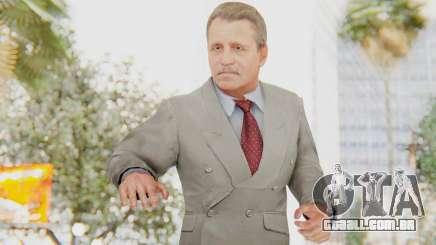 Mafia 2 - Tommy Angelo Boss White Suit para GTA San Andreas