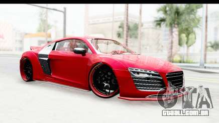 Audi R8 5.2 V10 Plus LB Walk para GTA San Andreas