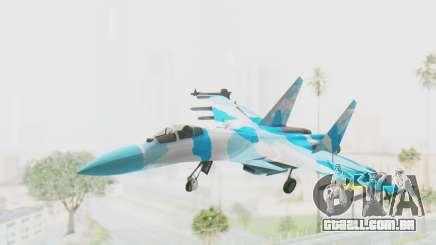 SU-37 American Ornament para GTA San Andreas