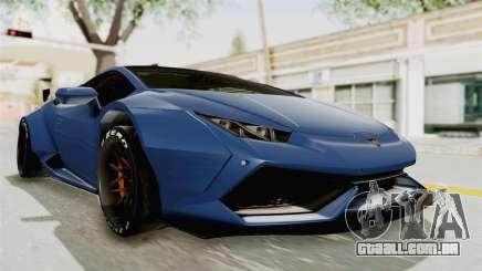 Lamborghini Huracan Stance Style para GTA San Andreas