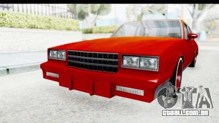 Chevrolet Monte Carlo Breaking Bad para GTA San Andreas