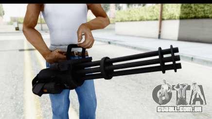 GTA 5 Coil Minigun v2 para GTA San Andreas