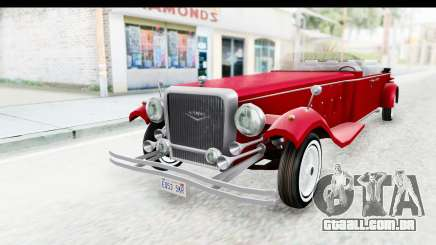 Unique V16 Phaeton para GTA San Andreas