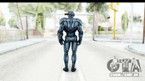 Marvel Future Fight - Ultron Mk3 (AOU) para GTA San Andreas terceira tela