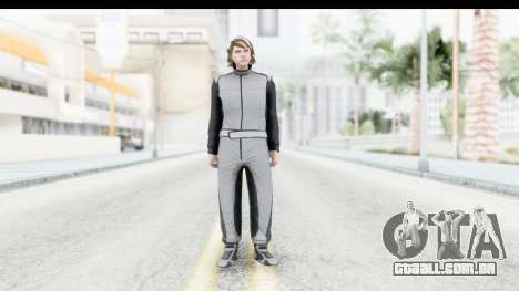 GTA 5 Online Cunning Stunts Skin 1 para GTA San Andreas segunda tela