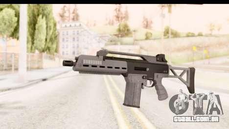 GTA 5 Vom Feuer Special Carbine para GTA San Andreas
