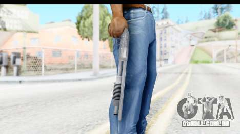 Sawnoff para GTA San Andreas terceira tela