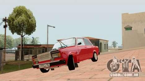 rus_racer ENB v1.0 para GTA San Andreas