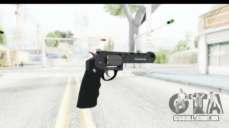 GTA 5 Hawk & Little Heavy Revolver para GTA San Andreas terceira tela