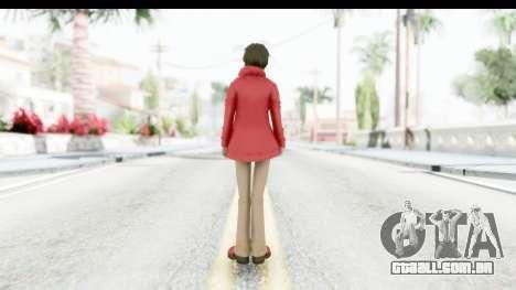Shintaro Kirasagi (Kagerou Project) para GTA San Andreas terceira tela