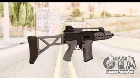 GTA 5 Vom Feuer Special Carbine para GTA San Andreas segunda tela