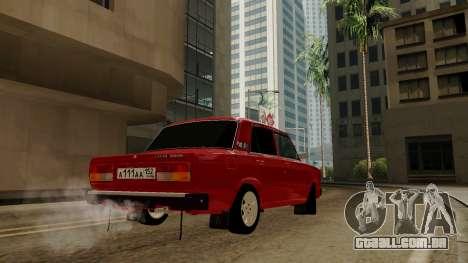 rus_racer ENB v1.0 para GTA San Andreas segunda tela