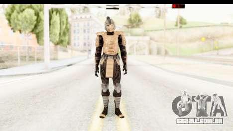 Cyber Tremor MK3 para GTA San Andreas segunda tela