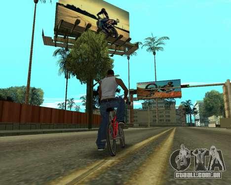 New HD Glen Park para GTA San Andreas sétima tela