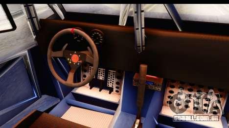 GTA 5 Desert Raid SA Lights para GTA San Andreas vista interior