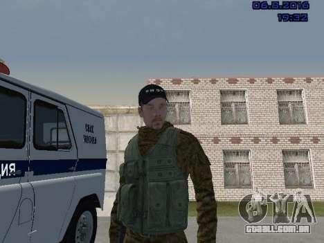 Policial para GTA San Andreas