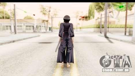 Bleach - Rukia para GTA San Andreas terceira tela