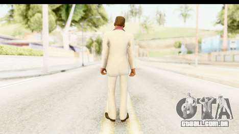 GTA Vice City - Lance Vance Remake para GTA San Andreas terceira tela